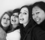 Wendy, Megane, Helene & Sylvie