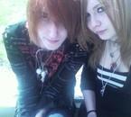 POUTCHI. My best friend <3 *and me*