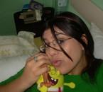 Me & Spongebob!