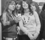 Marion, Mel, Ali & Moi
