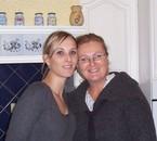 ma fille VIRGINIE et moi
