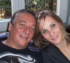 DOM et notre fille VIRGINIE