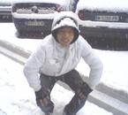 vaya foto bajo la nieveee
