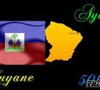 haiti guyane