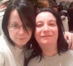 ma femme et moi.