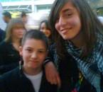 Moi et Antonio