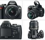 Mon Reflex Nikon D60