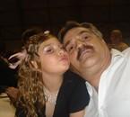 moi et mon papi