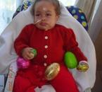 Amusant les oeufs de Pâques!!!