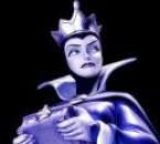 La reine (blanche neige et les 7 nains
