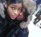 Moi & Kristy .