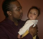 Shawn mon fils et moi