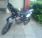 L'encienne moto :p