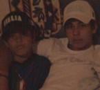 Moi et mon frere ia 5 ans ^^