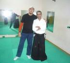 toujours dadi le doux là c av l'entraineur d'aikido