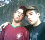 moi et le cousin