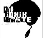 Logo Toxik Waste, par Noize-R