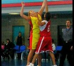 I Love Basket Ball ( Moi en entre deux )