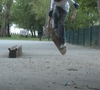 Freestyle Skateboarding ! (Avril 2009)