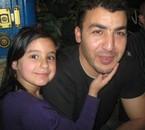 mon mari et ma fille julia