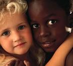 fratelli non nel colore ma nel anima