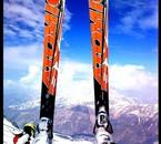 Mes skis :DDDDD.