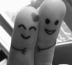 la vie de mes doigts......