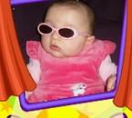 ma fille 5 mois