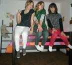 Jvous aime Pqt (LLLLLLL)  Peax' : Moi,Bestaah & Margoot