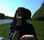 Au canal de Fontainbleau. (2009)