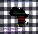 L'AFRIQUE: une puissance
