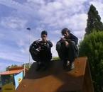Rafael et moi