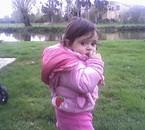 sarah en promenade