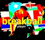 Breakball player united color