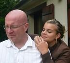 my dad ...