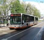 -[ Bus : EvoBus 0530G - Citaro ]-   STIB