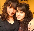 Marisa et moi <3