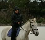 J'aime aussi L'équitation =D, ce jour là : Il faisait moche