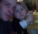 Moi et ma tiote soeur ^^