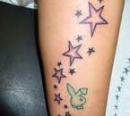 cartonne trop le tatouage !!