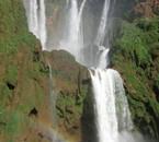 Ouzoud et ses cascades majestueuses..