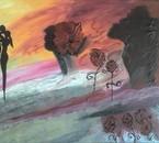 une autre de mes toiles...
