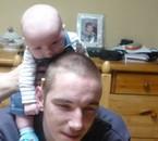 youri et son papa