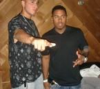 DJ KinG SamS and Bobby Valentino