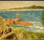 l'île d'or ( St Raph Var 83)