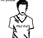 "Pochette EP "" MAD KID """