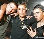 Cédric, Micka & Moi @ l'Hacienda (Samedi 25.10.2008)