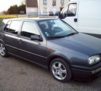 ma voiture golf3 gti