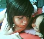 mOn bébé et ma nièce (mes amours)
