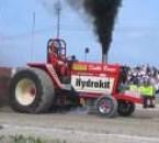 le tracteur le plu repide